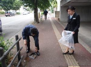 八木山清掃②